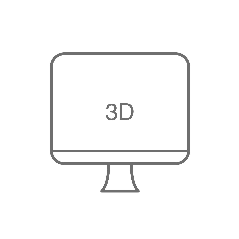 Studio Thuismakers 3D plattegrond