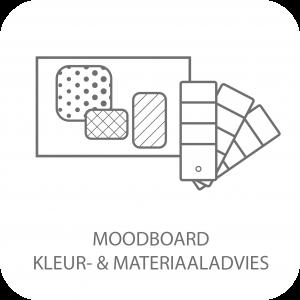 Studio Thuismakers Moodboard Kleur- en Materiaaladvies